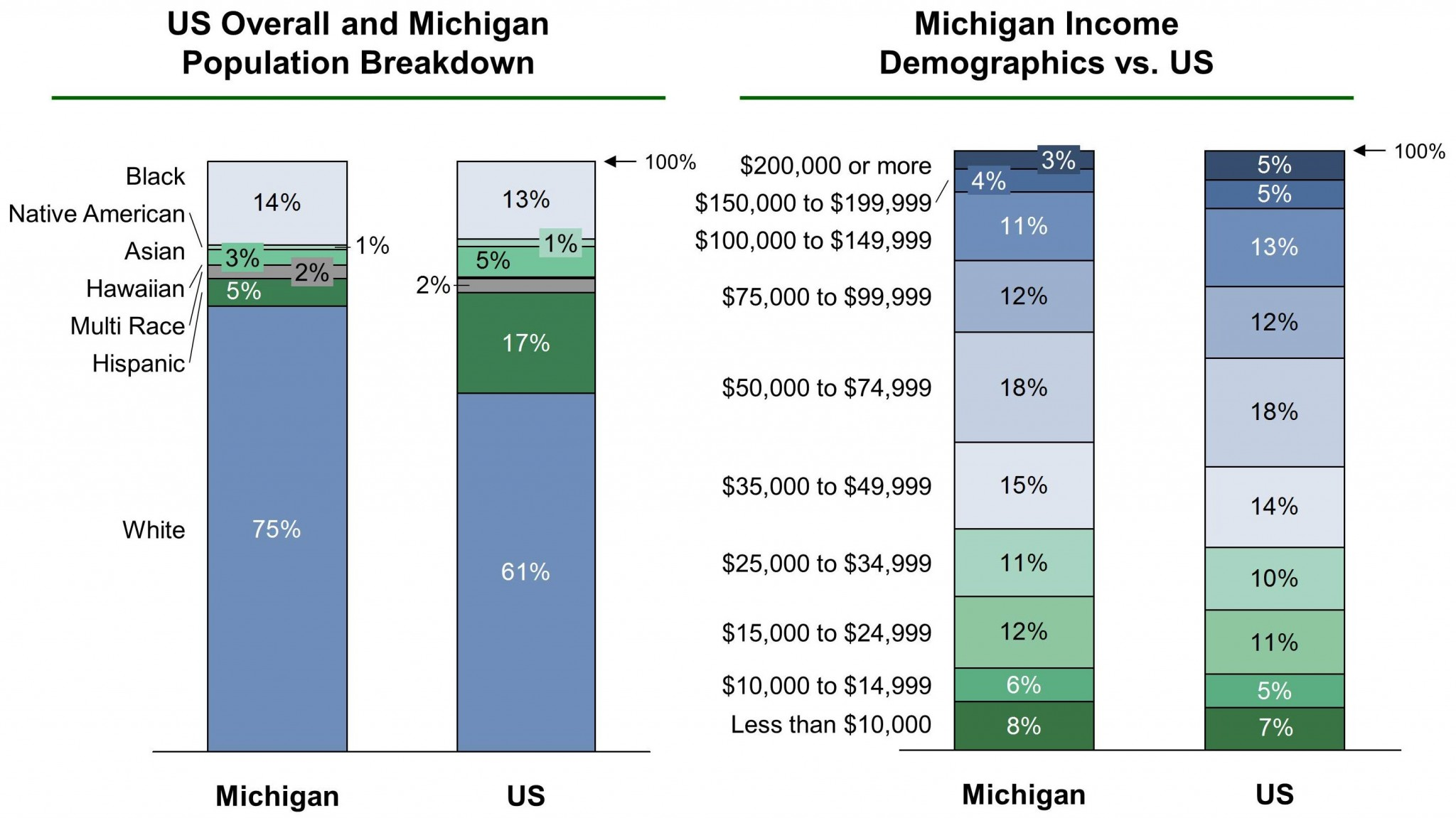 Michigan EB-5 Regional Center Demographics VF
