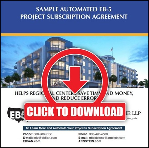 Automated Eb Project Subscription Agreement  EbAn