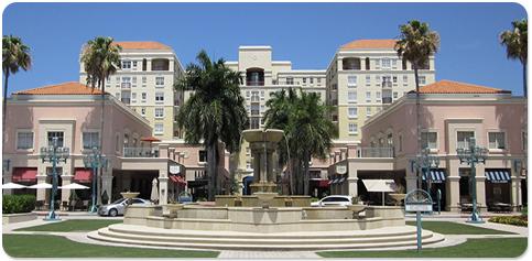 Boca Raton City Landmark