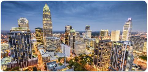 Charlotte City Landmark