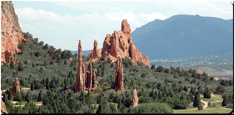 Colorado Springs City Landmark