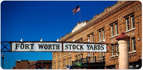 Fort Worth City Landmark